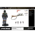 Star Wars Scum & Villainy Action Figure 1/6 Boba Fett Ver. 2 30 cm