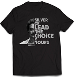 Narcos T-Shirt Silver Or Lead