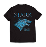 Game of Thrones T-Shirt Stark Splatter