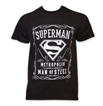 SUPERMAN Whiskey Style Tee Shirt