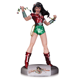 DC Comics Bombshells Statue Holiday Wonder Woman 27 cm