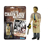 Texas Chainsaw Massacre ReAction Action Figure Leatherface 10 cm