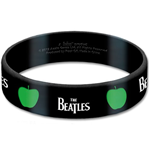 Beatles Rubber Bracelet Drop T & Apple
