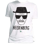 Breaking Bad T-shirt - Heisenberg