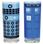 Doctor Who Glassware 195102