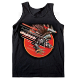 Judas Priest Women's Vest Tee: Vengeance