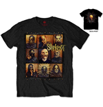 Slipknot Men's Tee: Skeptic