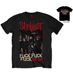 Slipknot Men's Tee: Fuck Me Up