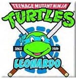 Ninja Turtles Magnet 195302