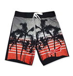 BUDWEISER Men's Palm Tree Board Shorts