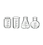 Science Lab Shot Glass Set