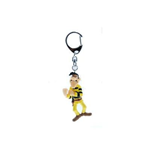 Lucky Luke Keychain William Dalton Prisoner