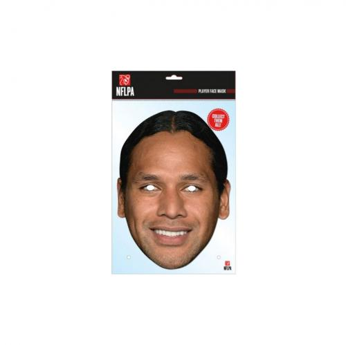 NFL Mask Troy Polamalu