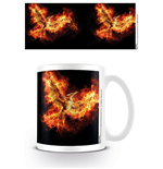 The Hunger Games Mockingjay Part 2 Mug Mockingjay Firebird
