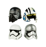 Star Wars Black Series Diecast Helmet 2-Packs Titanium Series 2016 Wave 1 Assortment (6)