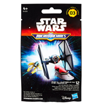 Star Wars Micro Machines Vehicles Blind Bags 2015 Series 3 Display (24)