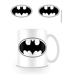 DC Originals Mug Batman Mono Logo