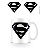 DC Originals Mug Superman Mono Logo