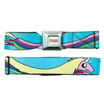 ADVENTURE TIME Princess Unicorn Seatbelt Buckle Belt