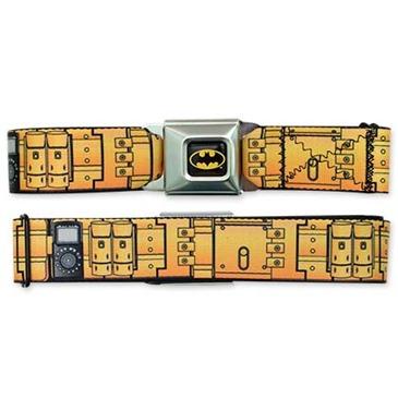 Official Batman Utility Seatbelt Buckle Belt Buy Online On Offer