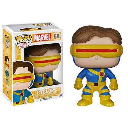 Funko Pop X-MEN Cyclops Bobble Head