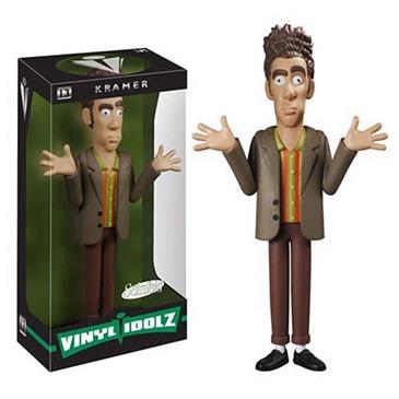 Buy Official Funko Vinyl Idolz Seinfeld Kramer Action Figure