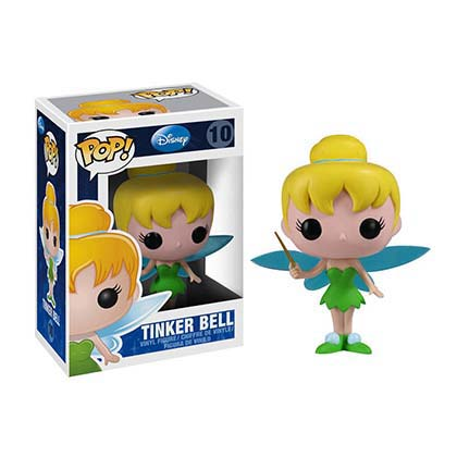 Funko Pop DISNEY Peter Pan Tinkerbell Vinyl Figure