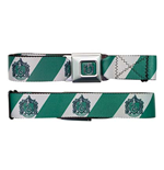 HARRY POTTER Slytherin Seatbelt Buckle Belt