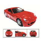 1:18 Ferrari 599 GTB Red Diecast Model