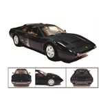 1:18 Ferrari 308 GTB Black Diecast Model