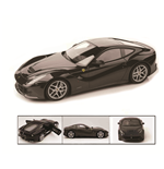 1:18 F12 Berlinetta Grey Diecast Model