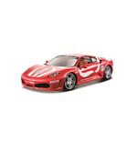 1:24 Ferrari F430 Fiorano Red Diecast Model
