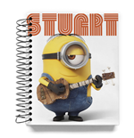 Minions Mini Notebook Stuart