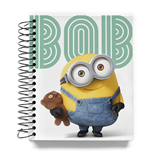 Minions Mini Notebook Bob