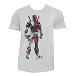 DEADPOOL Dead Tundra Grey T-Shirt