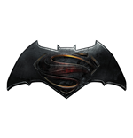 Batman v Superman Dawn of Justice Bottle Opener Logo 9 cm