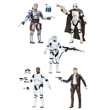 Star Wars Episode VII Black Series Action Figures 15 cm 2016 Wave 1 Assortment (6)