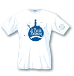 The Little Prince T-Shirt Blue Logo