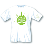 The Little Prince Ladies T-Shirt Green Logo