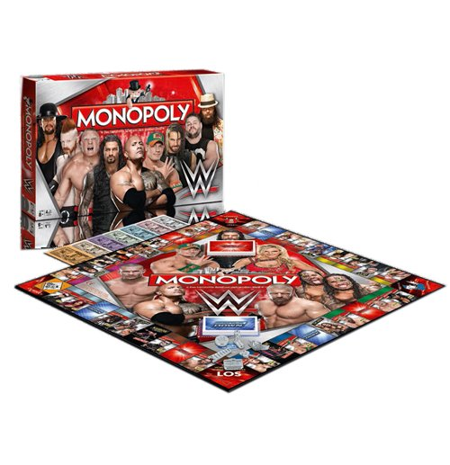 Wwe Monopoly Board Game Download « Join the Best Modern