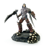 DARKSIDERS 2 Collector's 26cm Death Character PVC Statue, One Size, Mulit-Colour