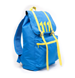 FALLOUT 4 Unisex Vault 111 Backpack, One Size, Blue/Yellow
