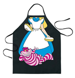 DISNEY Alice In Wonderland Apron