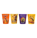 DISNEY Princess 4 Pack Shot Glass