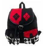 HARLEY QUINN Knapsack Backpack