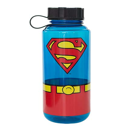SUPERMAN 1000ml Water Bottle