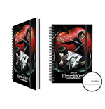 Death Note Notebook A5 Apple Case (12)