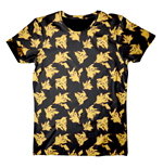 Pokemon T-Shirt Pikachu All Over