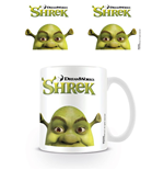 Shrek Mug Face