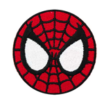 SPIDERMAN Mask Patch